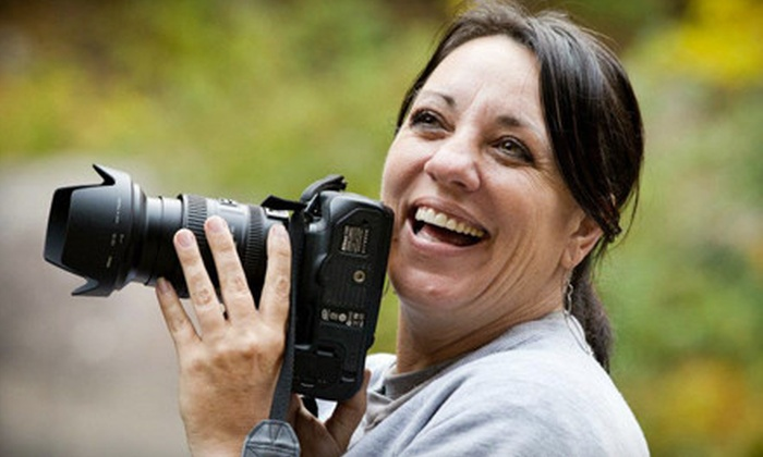 Serendipity Studio - Multiple Locations: $49 for a Two-Hour Indoor or Outdoor Photography Class from Serendipity Studio ($149 Value)