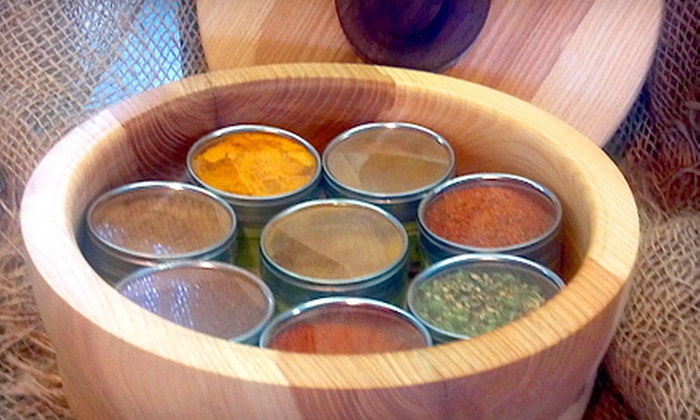 Milford Spice Company: $15 for $30 Worth of Spices from Milford Spice Company