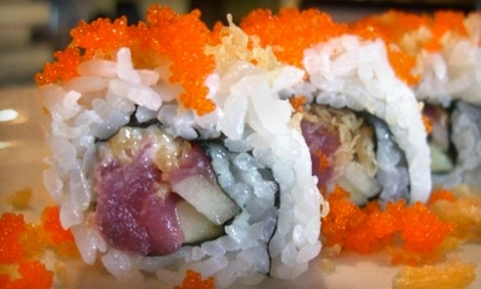 Anaba Japanese Cuisine - Maryville: $10 for $20 Worth of Sushi, Japanese Fare and Drinks at Anaba Japanese Cuisine in Maryville
