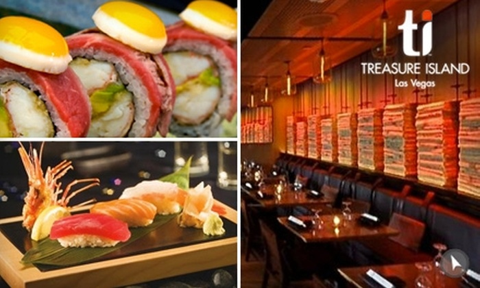 Khotan - The Strip: $25 for $55 Worth of Asian Cuisine and Drinks at Khotan in Treasure Island Hotel and Casino