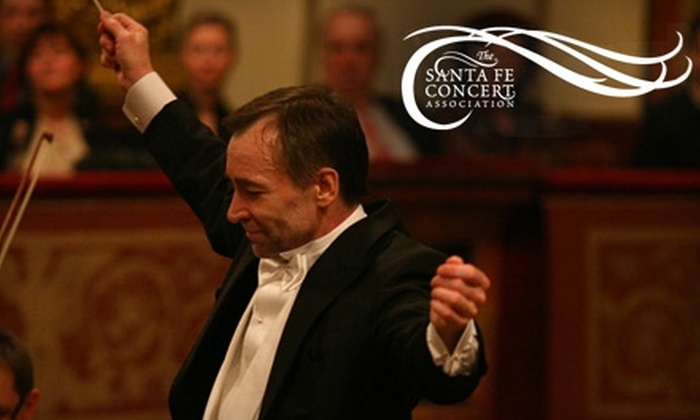 Santa Fe Concert Association - Downtown Santa Fe: $10 for One Adult Ticket to See a Performance of The National Philharmonic of Poland in Santa Fe