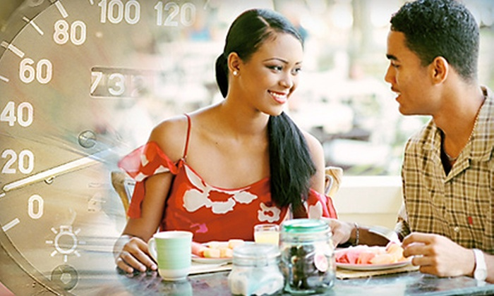 Pre-Dating - Multiple Locations: Speed-Dating Event for One or Two hosted by Pre-Dating (Up to 60% Off)