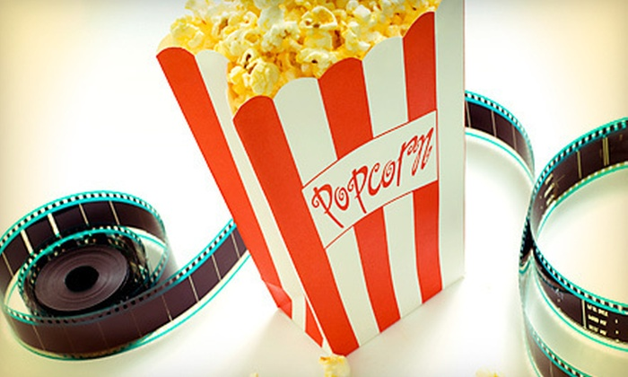 Sapphire Motion Pictures - Huntsville: $17 for a Movie Night with Popcorn and Sodas for Two People at Sapphire Motion Pictures ($34.50 Value)