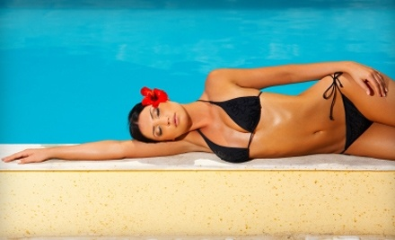 A Tan for All Seasons: $60 Groupon - A Tan for All Seasons in Northridge