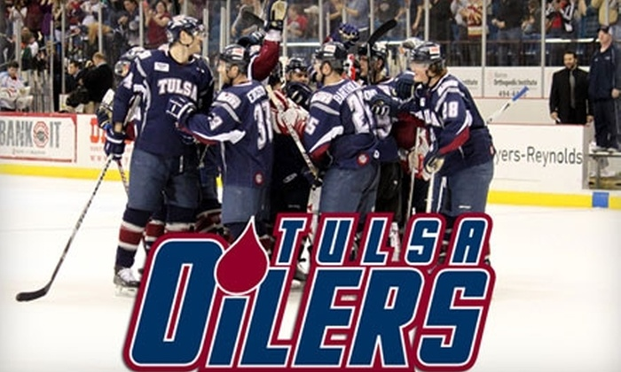 Tulsa Oilers Hockey - Downtown Tulsa: $16 for One Premier-Seating Ticket to a Tulsa Oilers Hockey Game ($32 Value). Choose from Seven Dates.