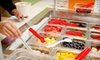 FrozziYo - South East: $12 for Four 16-Ounce Cups of Frozen Yogurt and Toppings at FrozziYo in Pasadena ($24.96 Value)