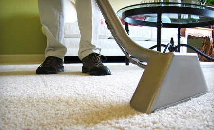 Steam-Cleaning for a Couch of up to 7 Ft. Long (a $90 value) - Thoroclean in