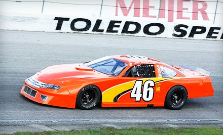 Toledo Speedway: ARCA Stock-Car Racing on Fri., Aug. 5 at 7:30PM: General Admission Seating for Two - Toledo Speedway in Toledo