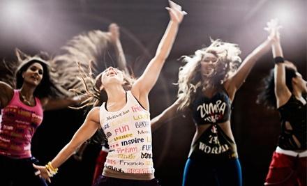 10 Zumba Classes (a $60 value) - Zumba Fitness With Renee Grace Pickett in Winston Salem