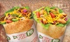 Pita Pit - Clearbrook Commercial: $5 for $10 Worth of Stuffed Pitas and Drinks at Pita Pit.