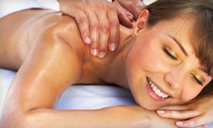 Invidia Salon and Spa - Sudbury: Massage or Healing Treatments at Invidia Salon and Spa in Sudbury (Up to $125 Value). Three Options Available.
