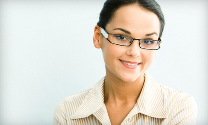 PerSpectacles - Gilbert Town Square: Prescription Eyewear and Contacts at PerSpectacles in Gilbert (Up to 73% Off). Two Options Available.