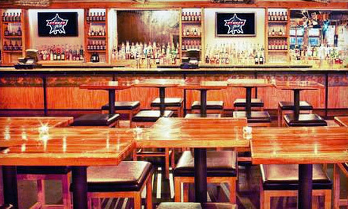 Tapps by PBR Hampton Roads - Tapps: $15 for $30 Worth of Southwestern Fare at Tapps by PBR Hampton Roads in Hampton