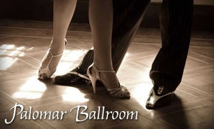 Palomar Ballroom: 8 Drop-in Dance Classes - Palomar Ballroom in Santa Cruz