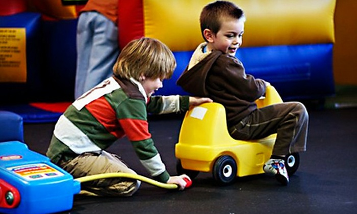 The Enchanted Playhouse - Southgate: All-Day Passes for Two, Four, or Six or a Party Package at The Enchanted Playhouse in Happy Valley