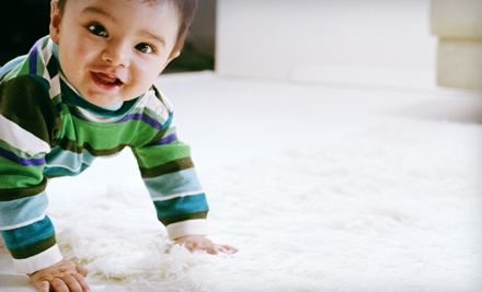 Carpet Cleaning for up to 4 Rooms up to 15'x15' Each (a $200 value) - Sparkling Klean Services in