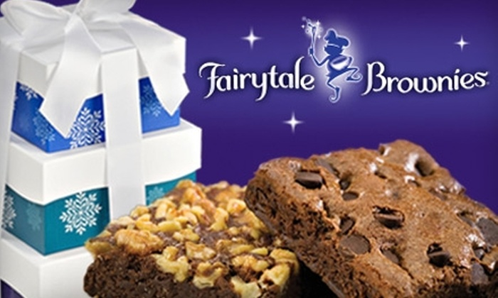 Fairytale brownies promo code