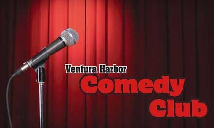 Ventura Harbor Comedy Club - San Buenaventura (Ventura): $15 for Two Tickets to the Ventura Harbor Comedy Club ($30 Value)