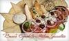Bucci's Greek-Italian Specialties - Multiple Locations: $10 for $20 Worth of Mediterranean Cuisine at Bucci's Greek-Italian Specialties in Centennial