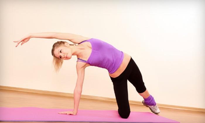 Inner Strength Yoga & Healing Center - Mira Costa: $29 for Eight Yoga Classes at Inner Strength Yoga & Healing Center in Oceanside ($96 Value)