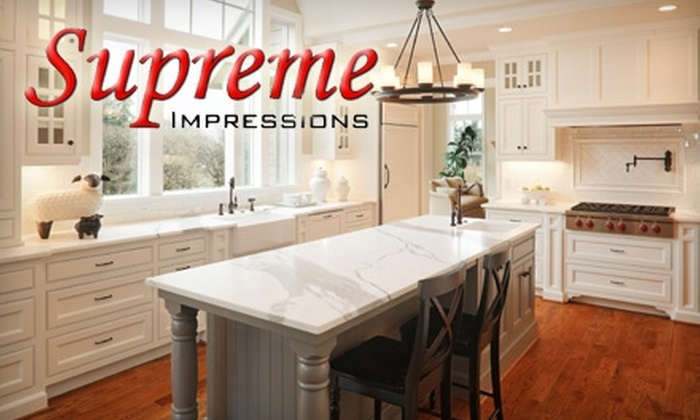 Supreme Impressions - Southwestern Sacramento: $69 for a Two-Hour Home Cleaning from Supreme Impressions ($150 Value)