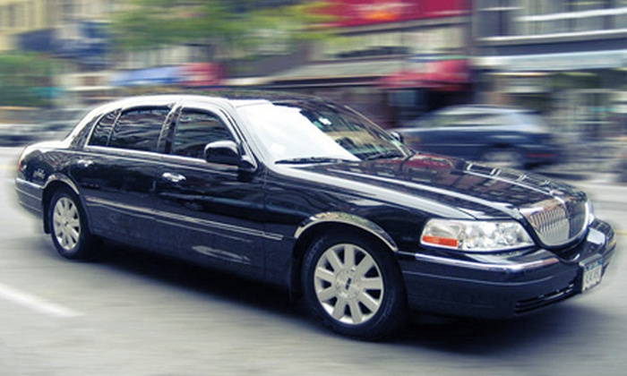 GroundLink - New York City: Airport Transfer to or from LaGuardia or JFK or Newark Liberty Airport from GroundLink. Mobile Credit Option Available.