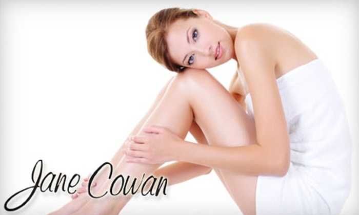 Jane Cowan Facials & Waxing - Boise: $25 for $50 Worth of Waxing Services at Jane Cowan Facials & Waxing