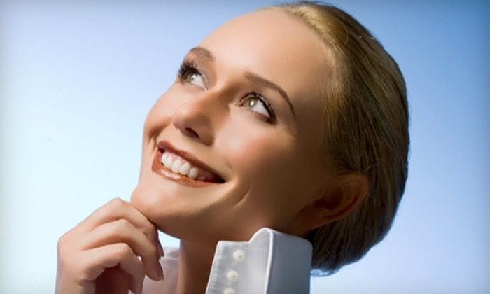 San Joaquin Laser Aesthetic Center - Woodward Park: $99 for Permanent Makeup Procedure on Upper or Lower Eyelids or Brows at San Joaquin Laser Aesthetic Center ($350 Value)
