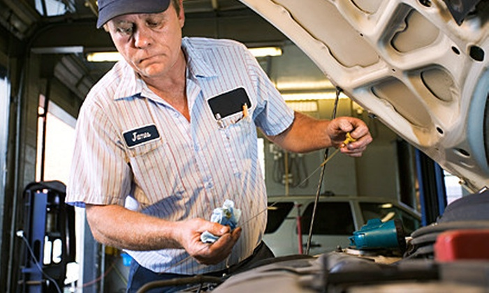 A1 Imports Autoworks - San Rafael: One or Three Oil-Change Packages at A1 Imports Autoworks in San Rafael (Up to 76% Off)