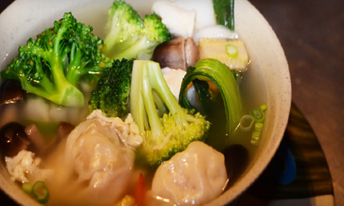 Liliya China Bistro - Los Angeles: $16 for $32 Worth of Pan-Asian Fare at Liliya China Bistro