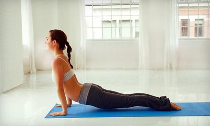 Bindi Yoga - Lynnwood: $20 for 10 Hot Yoga Classes at Bindi Yoga in Lynnwood ($95 Value)