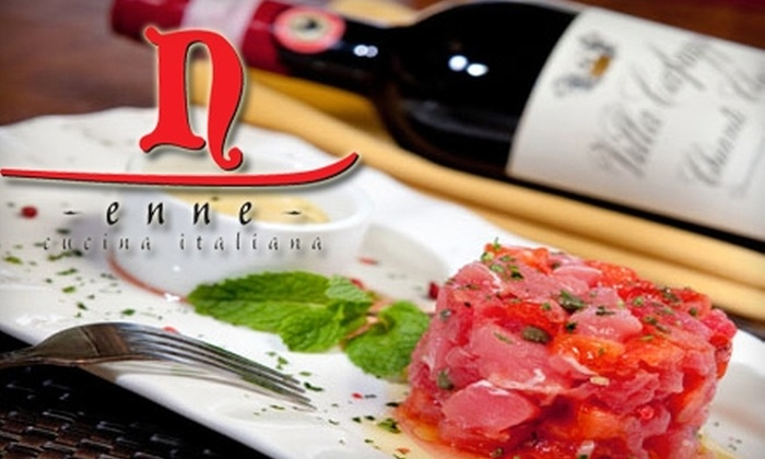 Enne Cucina Italiana - San Clemente: $20 for $40 Worth of Italian Cuisine at Enne Cucina Italiana in San Clemente