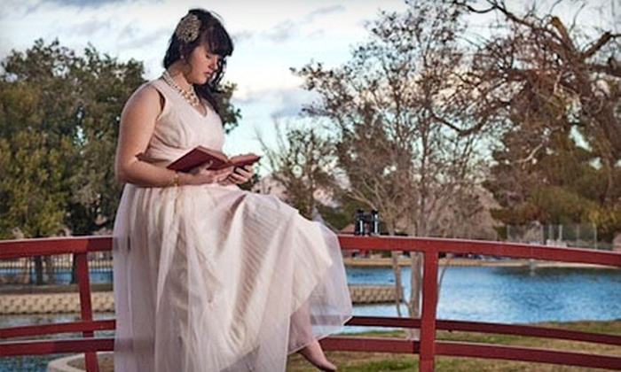 "Paradise Design and Photography - Las Vegas: $59 for a One-Hour Photo Shoot, Four 8""x10"" Prints, and a 60-Day Online Gallery from Paradise Design and Photography ($400 Value)"