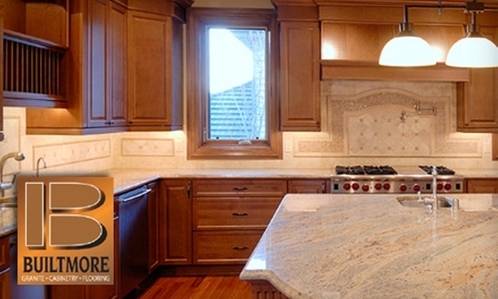 Builtmore Granite, Cabinetry, and Flooring - West Chester: $50 for $300 Worth of Home-Project Materials at Builtmore Granite, Cabinetry, and Flooring in West Chester