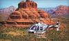 Arizona Helicopter Adventures - Sedona: $164 for an Ancient Ruins Tour for Two from Arizona Helicopter Adventures ($274 Value)