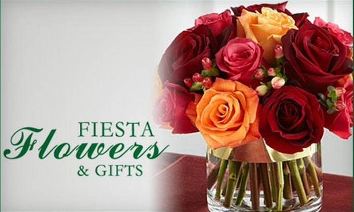 Fiesta Flowers & Gifts - Walkerville: $25 for $50 Worth of Fresh Flowers, Arrangements, and Plants from Fiesta Flowers