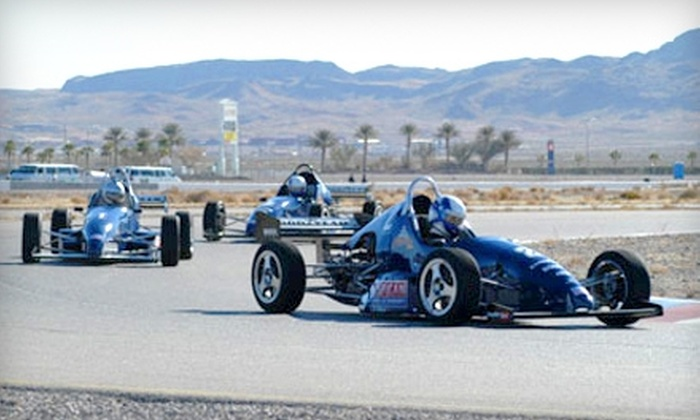 Formula Drivetech - Decatur: $199 for a Taste of Racing Experience at Formula Drivetech in Decatur ($399 Value)