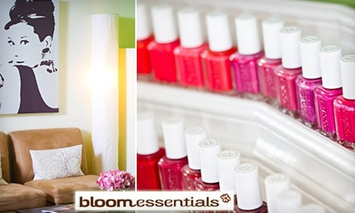 Bloom Essentials - Kitsilano: $38 for a Picasso Pedicure and Honey Heel Glaze at Bloom Essentials ($85 Value)