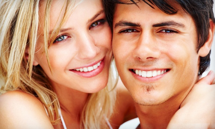 Invisalign - Cedar Rapids / Iowa City: $49 for an Invisalign Exam Plus $1,000 Off Invisalign Treatment at Dental Touch Associates