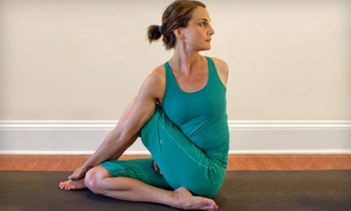Astanga Yoga Ottawa - Ottawa: $35 for 10 Drop-In Classes at Astanga Yoga Ottawa (Up to $135 Value)