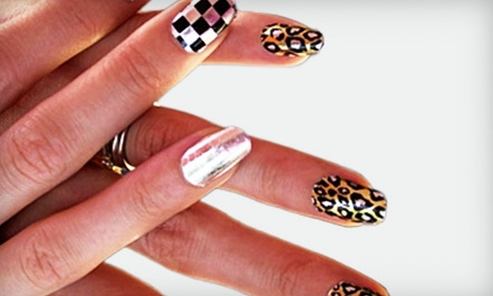 Beauty Body Beyond - Greensburg: $40 for a Get Minx'd Nail Treatment at Beauty Body & Beyond in Greensburg ($70 Value)