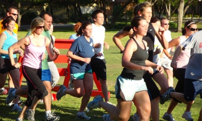 Camp Gladiator - Multiple Locations: $69 for Four Weeks of Unlimited Sessions at Camp Gladiator ($160 Value)