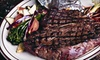 GW Hunters Restaurant Steakhouse - Post Falls: $10 for $20 Worth of Steak-House Dinner Fare at GW Hunters Steakhouse in Post Falls