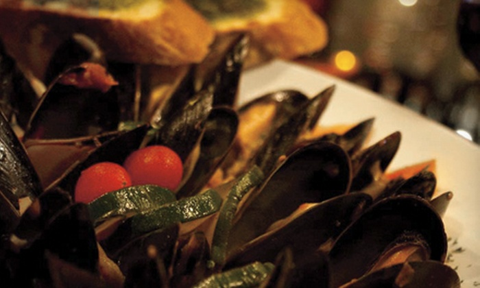 WineO - Northern Liberties/ Fishtown: $20 for $40 Worth of Mediterranean-American Fare at WineO