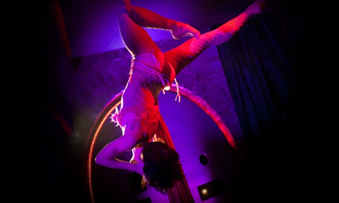 Les Coquettes ~ Cabaret Burlesque - Trinity - Bellwoods: Ticket to Cabaret Enchanté by Les Coquettes ~ Cabaret Burlesque at Revival (Up to 49% Off). Three Options Available.
