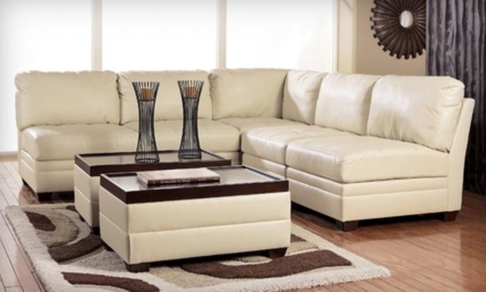 Ashley Furniture HomeStore - Woodward Park: $50 for $200 Toward Furniture at Ashley Furniture HomeStore