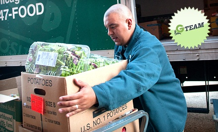 $10 Donation to the Greater Chicago Food Depository - Greater Chicago Food Depository in Chicago