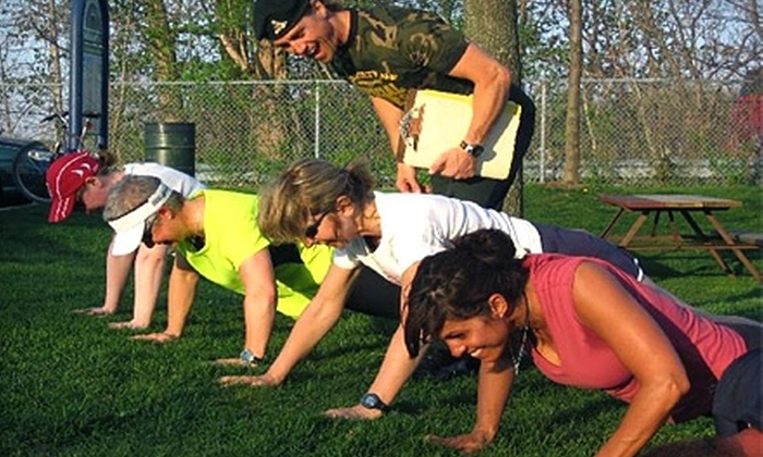 Real Life Fitness & Wellness - Fairview - Facer: $34 for Three Boot-Camp Sessions at Real Life Fitness & Wellness ($67.80 Value)