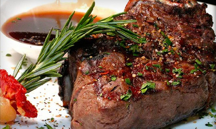 Gaucho Grill - Downtown Long Beach: Argentinean Steak-House Cuisine at Gaucho Grill in Long Beach (Up to 54% Off). Two Options Available.