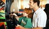 Crete Family Fun Center - Crete: Family Fun Pack with Games and Pizza for Four or Six at Crete Family Fun Center (Up to 65% Off)